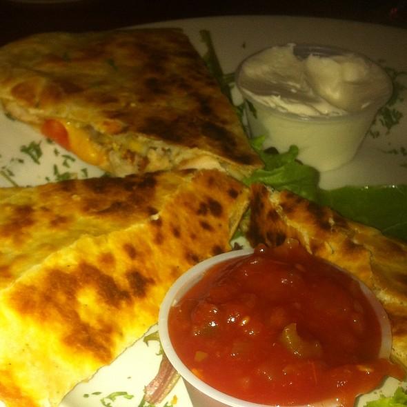 Chicken Quesadilla - Palomino's Restaurant, Franklin Square, NY