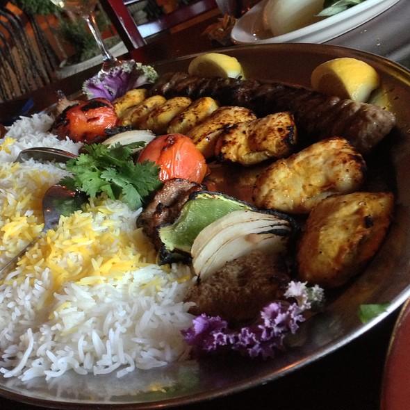 Lamb Shish, Chicken Filet & Koobideh - Persian Room, Scottsdale, AZ
