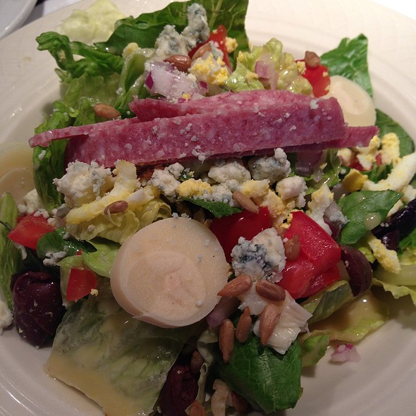 Chopped Salad - Dusty's Wine Bar, Okemos, MI