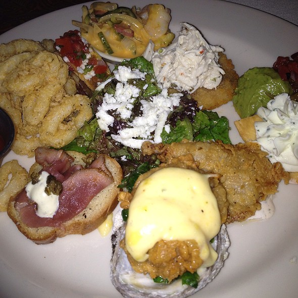 Appetizer Sampler - Bonnell's Fine Texas Cuisine, Fort Worth, TX