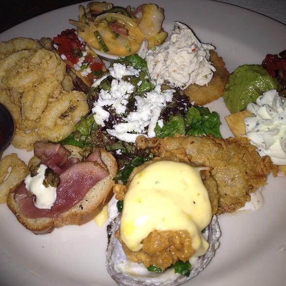 Appetizer Sampler - Bonnell's Fine Texas Cuisine, Fort Worth, TX