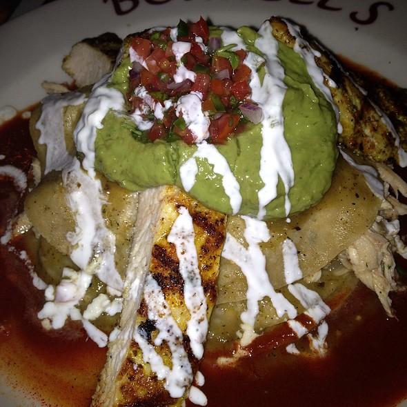 Chicken Stack - Bonnell's Fine Texas Cuisine, Fort Worth, TX
