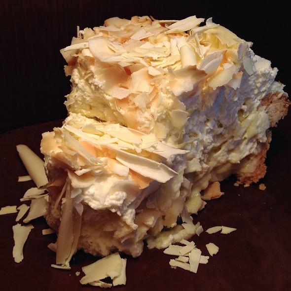Coconut Cream Pie - Dahlia Lounge, Seattle, WA