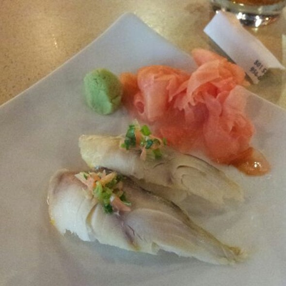 Mackerel Sushi - Kiko Japanese, Thai Restaurant & Sake Bar, Plantation, FL