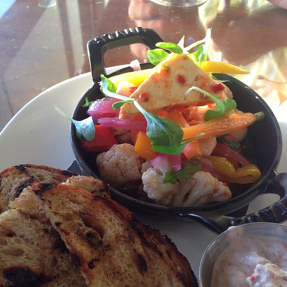 Pickled Vegetables - Cusp Dining & Drinks, San Diego, CA