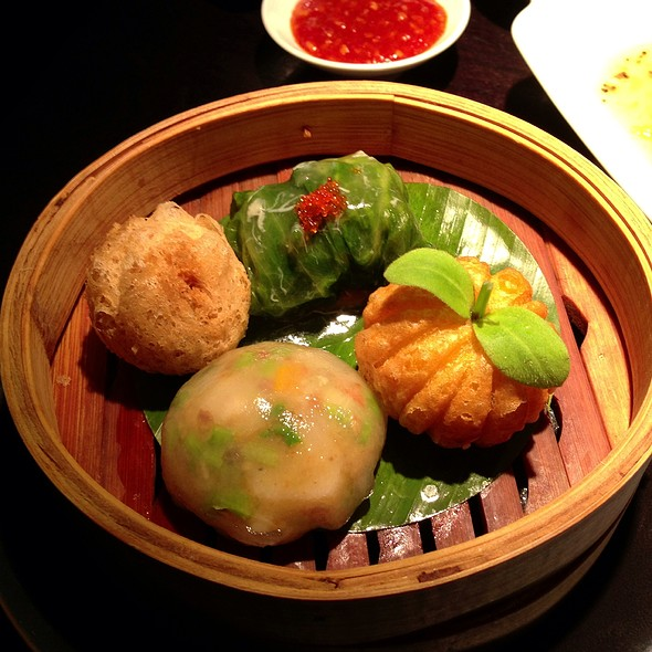 Dim Sum For One - Hakkasan Hanway Place, London
