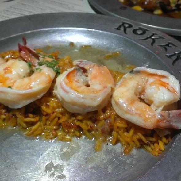 Shrimp Scampi - Rokerij, Phoenix, AZ