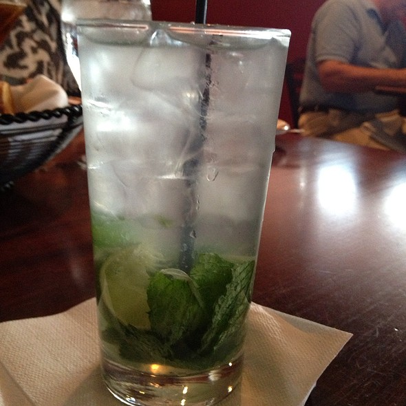 Mojito - The Tulip Bistro + Bar, Lexington, KY