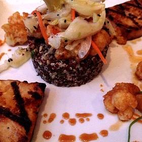 Modis Veggie Dish - Modis, Breckenridge, CO