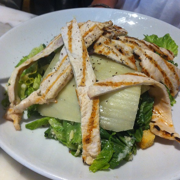 Chicken Caesar Salad - Bocca di Bacco (Hell's Kitchen - 54th St.), New York, NY