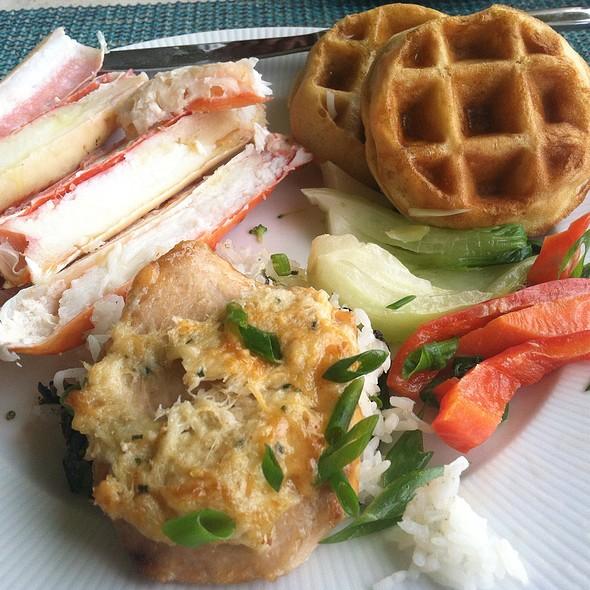 Sundaybrunch - Makana Terrace - St. Regis - Hawaii, Princeville, HI