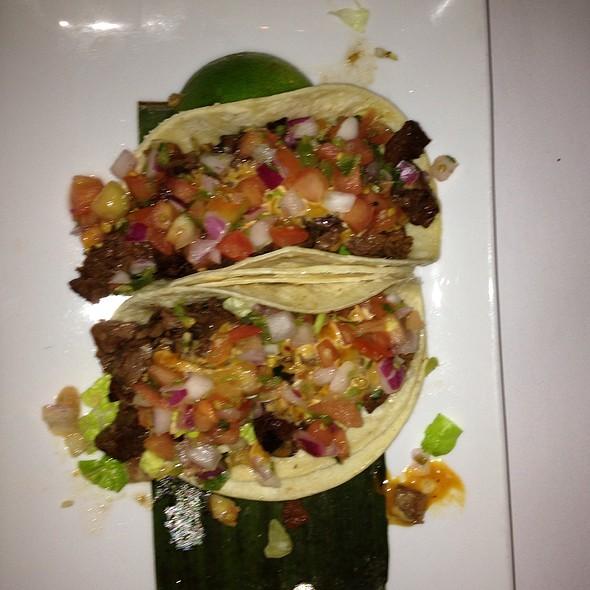 Steak Tacos - Caracara Mexican Grill, Farmingdale, NY