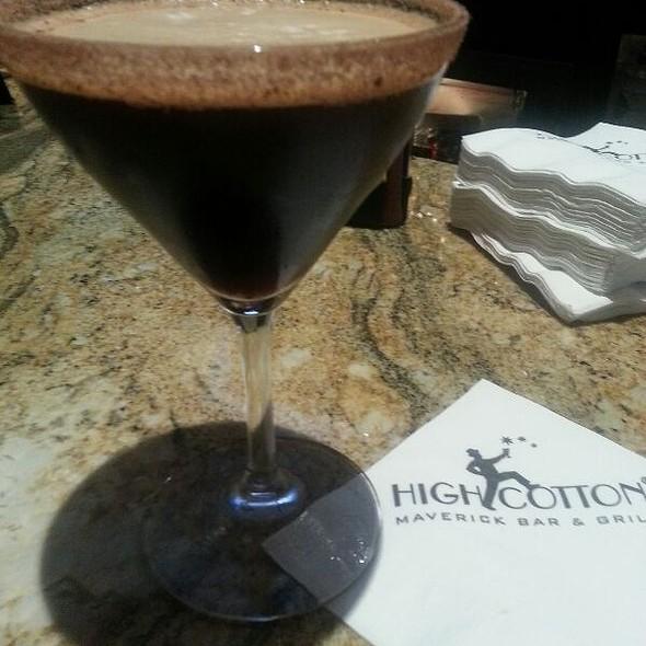 Espresso Martini - High Cotton - Charleston, Charleston, SC