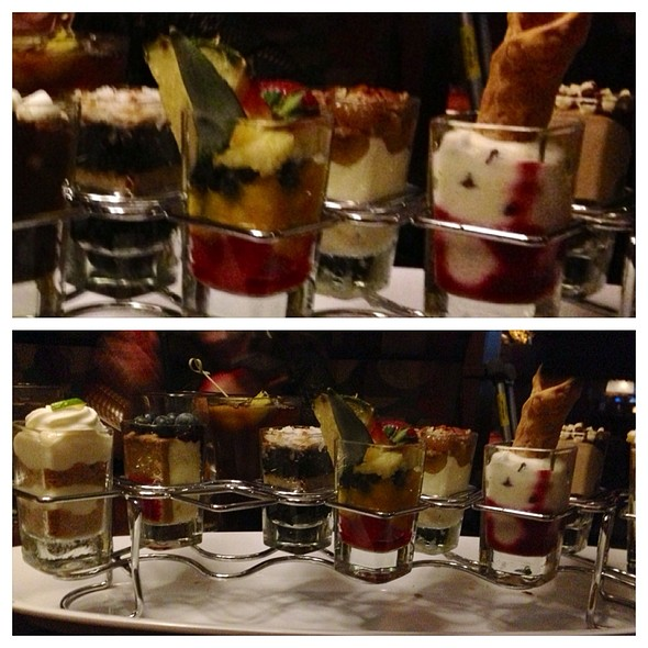 Mini Indulgence Sampler - Seasons 52 - Oak Brook, Oak Brook, IL
