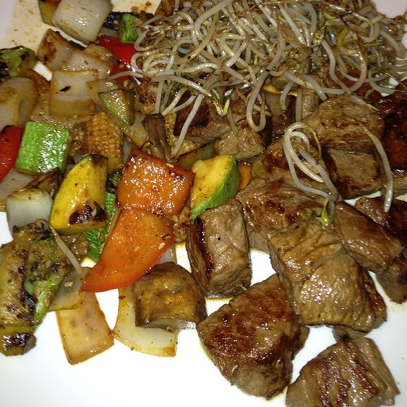Beef Filet  - Mikado Japanese Teppan Yaki - Marriott Cancun Resort, Cancún, ROO