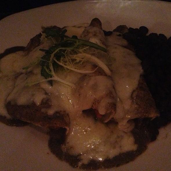 Enchiladas de Mole Poblano - Red O - Los Angeles, Los Angeles, CA