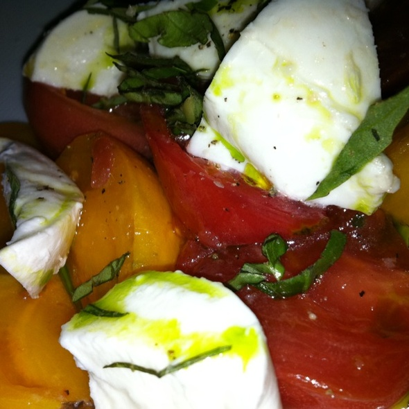 Caprese Salad - FiAMMA Italian Kitchen - MGM Grand, Las Vegas, NV