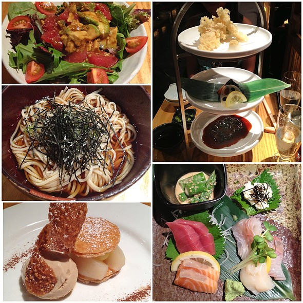 Japanese Food - Sakagura, New York, NY