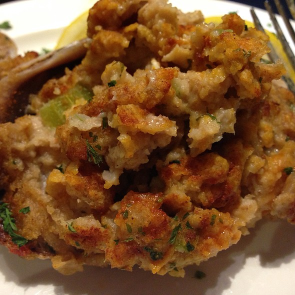 Stuffed Quahog - Wicked Good Bar & Grill, Lincoln, RI