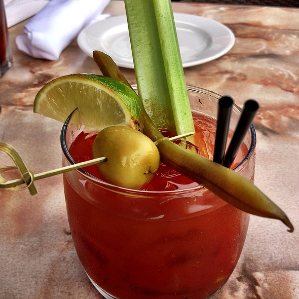 Bloody Mary - Elliott's Oyster House, Seattle, WA
