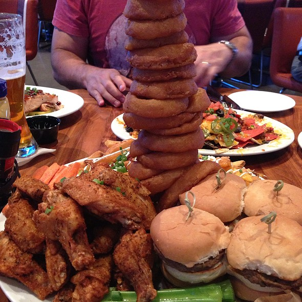 Sampler Platter - High Velocity - Indianapolis, Indianapolis, IN