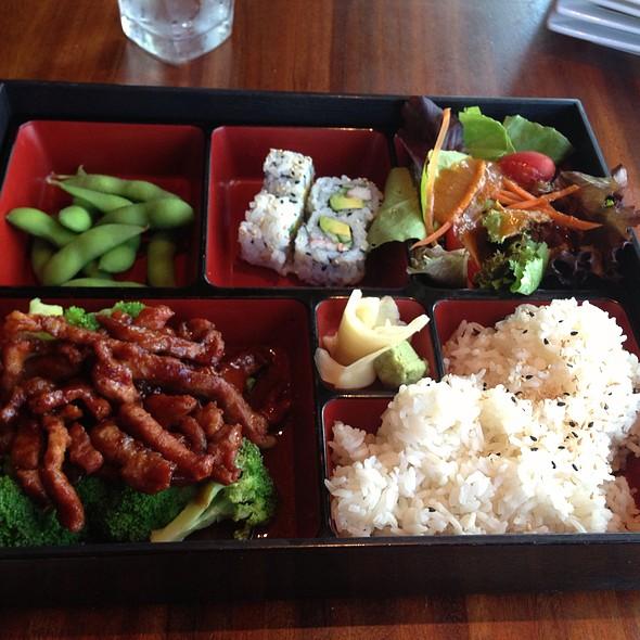 Special Pork Bento Box - Ping by Charlie Chiang's, Arlington, VA