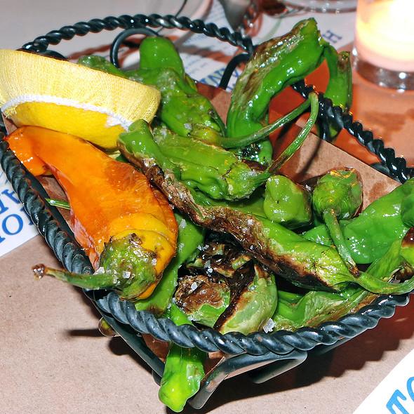 Shishito Peppers - The Mermaid Inn East Village, New York, NY