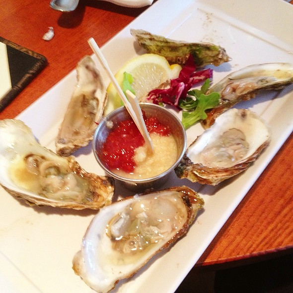 Oysters - The Red House Restaurant, Cambridge, MA
