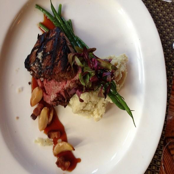 Steak - Solstice, Stowe, VT