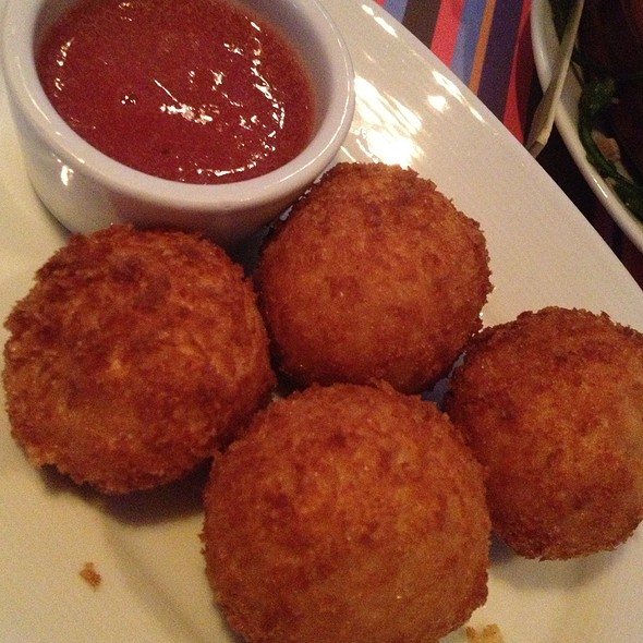 Ham and Cheese Croquetas - La Fonda Del Sol, New York, NY