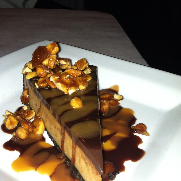 Dark Chocolate Peanutbutter Pie - Stella's Bistro - Simpsonville, Simpsonville, SC