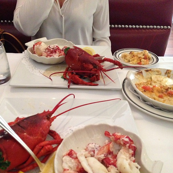 Maine Lobster - Oceanaire Seafood Room - Baltimore, Baltimore, MD