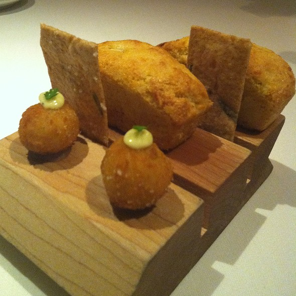 Amuse Bouche - Dovetail, New York, NY