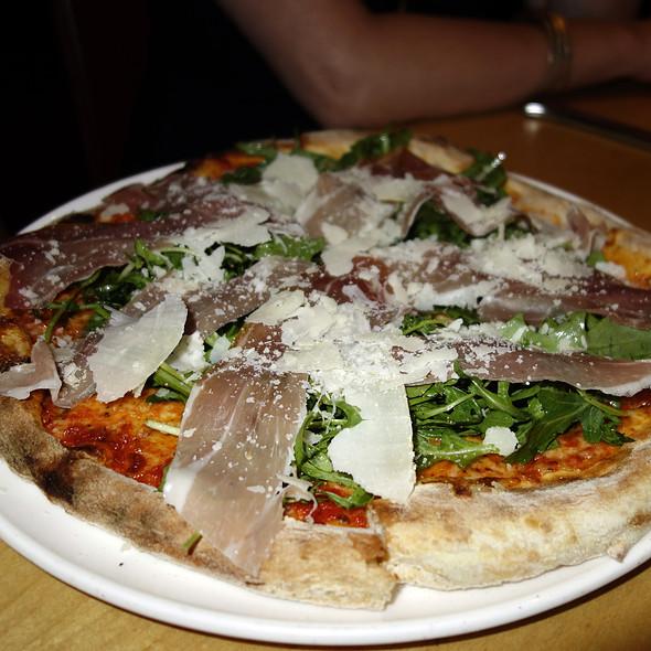 Parma Classic Pizza - Osteria La Madia, Chicago, IL