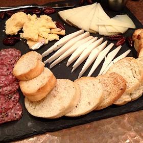 Artisnal Cheese Plate - Wine Country Bistro, Shreveport, LA