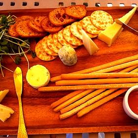 Cheese Plate - Lynmar Estate, Sebastopol, CA