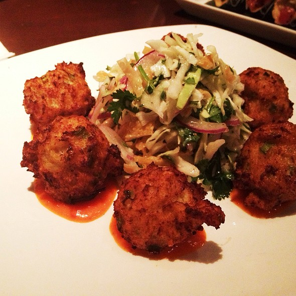Key West Conch Fritters - Tommy Bahama Restaurant & Bar - Orlando, Orlando, FL