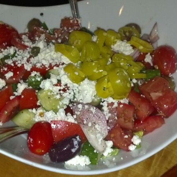 Horiatiki Salata - Greek Taverna - Glen Rock, Glen Rock, NJ