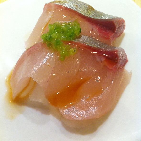Horse Mackerel - Sushi of Gari - Upper East Side, New York, NY