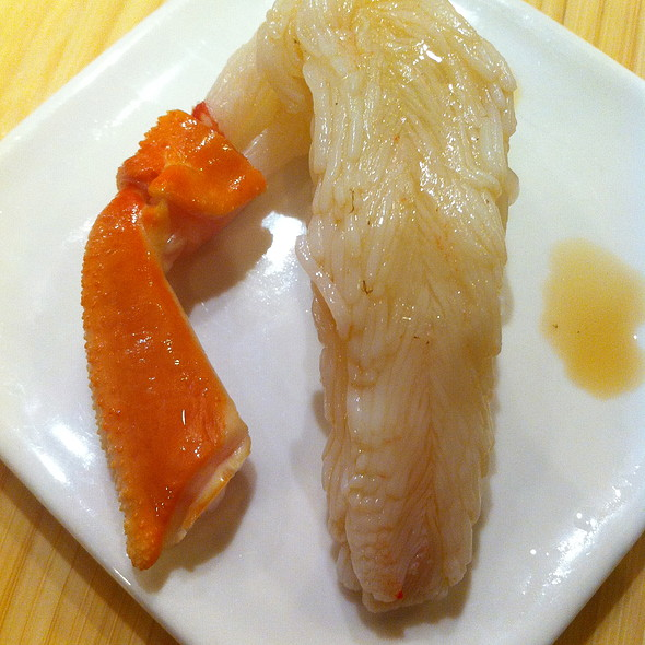 Snow Crab - Sushi of Gari - Upper East Side, New York, NY