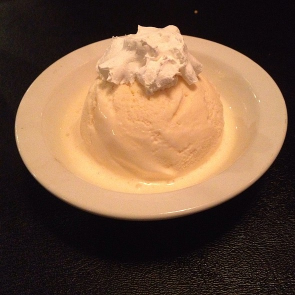 Vanilla Ice Cream - The Little Village - Airline, Baton Rouge, LA