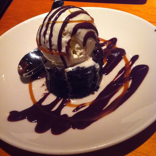 Hot Fudge Brownie W/Coconut Ice Cream - Big Bowl-Reston, Reston, VA