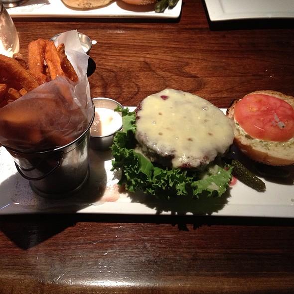 Thunderburger With Age White Chedder - Thunder Burger & Bar, Washington, DC