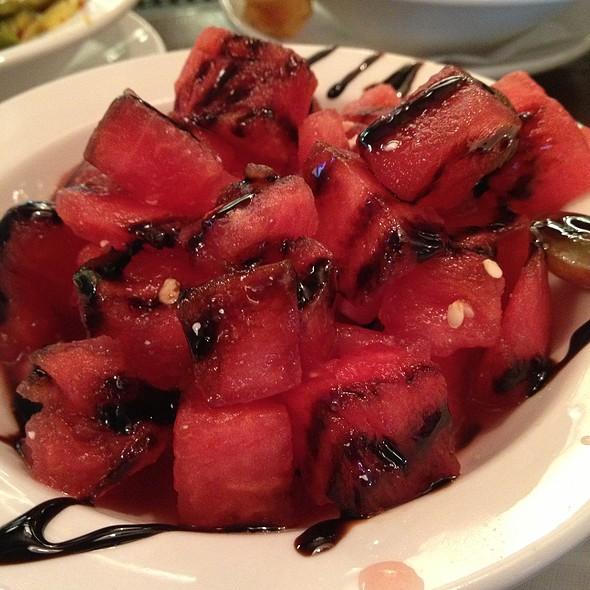 Watermelon Salad - Chicago q, Chicago, IL