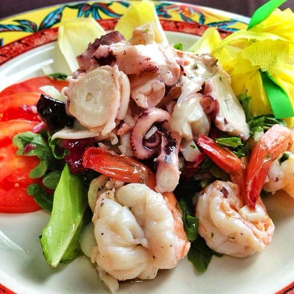 Seafood Salad - Arcodoro - Houston, Houston, TX