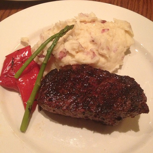 Grilled Top Sirloin - The Keg Steakhouse + Bar - Red Deer, Red Deer, AB