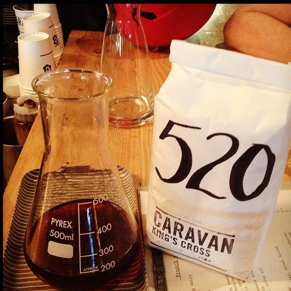 Coffee - Caravan King's Cross, London