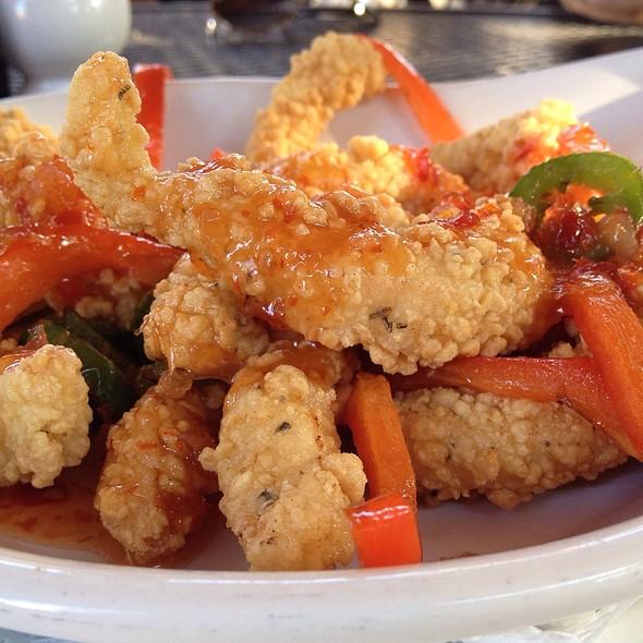 Calamari - J. Liu Restaurant & Bar of Dublin, Dublin, OH