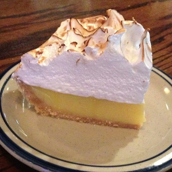 Lemon Meringue Pie - Bub City, Chicago, IL