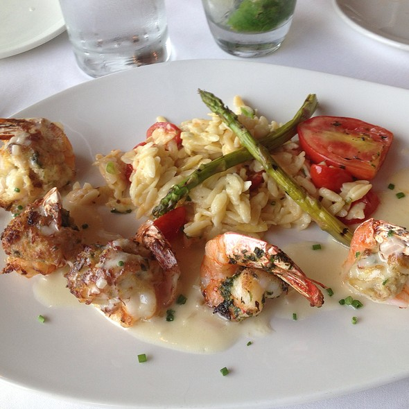 Crab Stuffed Shrimp - Chart House Restaurant - Scottsdale, Scottsdale, AZ